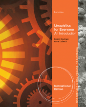 کتاب Linguistics for Everyone 2nd Edition