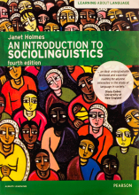 کتاب An Introduction to Sociolinguistics 4th Edition