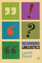 کتاب Beginning Linguistics laurie baver