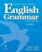 کتاب گرامر Understanding and Using English Grammar with CD 4th Edition
