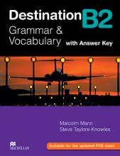 کتاب دستینیشن Destination B2 Grammar and Vocabulary with Answer Key