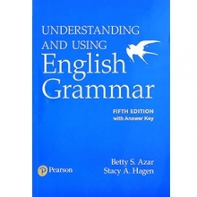 کتاب گرامر بتی آذر Understanding and Using English Grammar 5th+CD بتی آذر