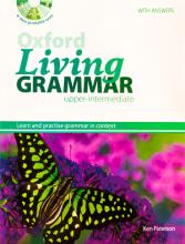 کتاب Oxford Living Grammar upper Intermediate
