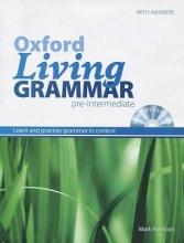 کتاب Oxford Living Grammar Pre-Intermediate