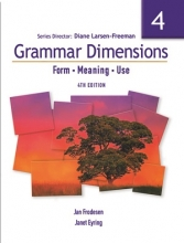 کتاب Grammar Dimensions 4 Fourth Edition