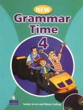 کتاب Grammar Time 4