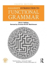 کتاب Halliday's Introduction to FUNCTIONAL GRAMMAR