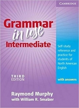 كتاب Grammar in Use Intermediate 3th+CD
