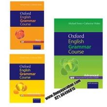 پک کامل مجموعه کتاب زبان آکسفورد انگلیش گرامر کورس Oxford English Grammar Course Basic+Intermediate+Advanced m