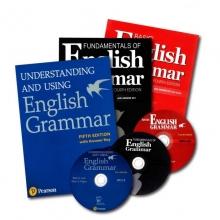 کتاب زبان پک سه جلدی گرامر انگلیسی بتی آذر