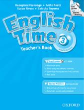 کتاب English Time 3 Teachers Book