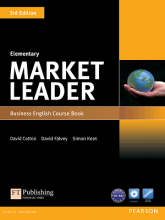 کتاب مارکت لیدر المنتری ویرایش سوم Market Leader Elementary 3rd edition