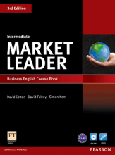 کتاب مارکت لیدر اینترمدیت ویرایش سوم Market Leader Intermediate 3rd edition