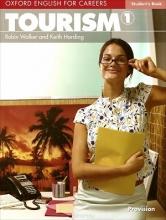 کتاب Oxford English for Careers: Tourism 1