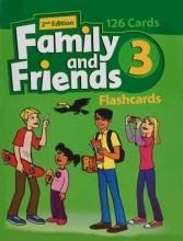 فلش کارت فمیلی اند فرندز 3 ویرایش دوم Family and Friends 3 2nd