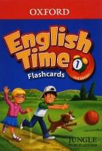 فلش کارت English Time 1 2nd