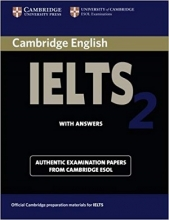 کتاب آیلتس کمبریج 2 IELTS Cambridge 2+CD