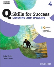 کتاب Q Skills for Success 4 Listening and Speaking 2nd +CD