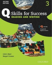 کتاب Q Skills for Success 3 Reading and Writing 2nd +CD