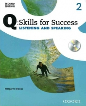 کتاب Q Skills for Success 2 Listening and Speaking 2nd +CD