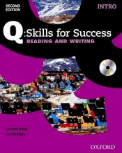 کتاب Q Skills for Success 2nd Intro Reading and Writing+CD