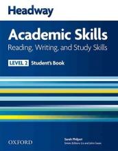کتاب هدوی آکادمیک اسکیلز 2 ریدینگ و رایتینگ Headway Academic Skills 2 Reading and Writing+CD
