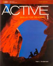 کتاب اکتیو اسکیلز فور ریدینگ 1 ویرایش سوم ACTIVE Skills for Reading 1 3rd Edition