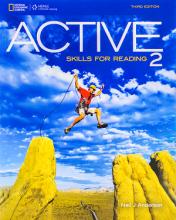 کتاب اکتیو اسکیلز فور ردینگ 2 ویرایش سوم ACTIVE Skills for Reading 2 3rd Edition