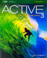 کتاب اکتیو اسکیلز فور ریدینگ 3 ویرایش 3 ACTIVE Skills for Reading 3 3rd Edition