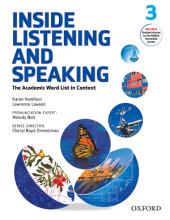 کتاب اینساید لیسنینگ و اسپیکینگ 3 Inside Listening and Speaking 3+CD
