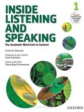 کتاب Inside Listening and Speaking 1+CD