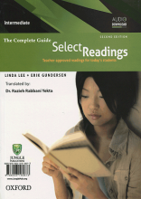راهنمای کامل Select Readings intermediate 2nd