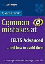 کتاب اشتباه های رایج در آیلتس پیشرفته Common Mistakes at IELTS Advanced