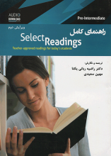 راهنمای کامل Select Readings pre intermediate 2nd