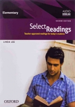 کتاب سلکت ریدینگ المنتری ویرایش دوم  Select Readings Elementary 2nd