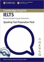 کتاب  Speaking Test Preparation Pack for IELTS