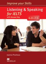 کتاب ایمپرو یور اسکیلز لیسنینگ اند اسپیکینگ فور آیلتس Improve Your Skills Listening and Speaking for IELTS 6.0-7.5
