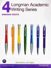 كتاب Longman Academic Writing 4