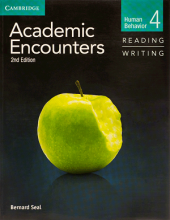 کتاب زبان آکادمیک انکونترز ریدینگ اند رایتینگ Academic Encounters 2nd 4 Reading and Writing