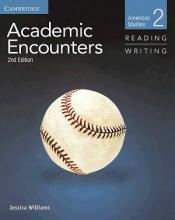 کتاب زبان آکادمیک انکونترز ریدینگ اند رایتینگ Academic Encounters 2nd 2 Reading and Writing