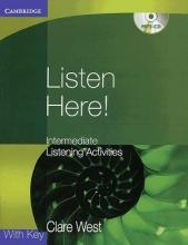 کتاب لیسن هیر Listen Here 2nd