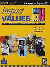 کتاب ایمپکت ولیوز Impact Values With CD