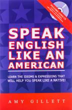 کتاب Speak English Like An American+CD