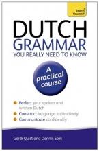 کتاب زبان آموزش گرامر هلندی DUTCH GRAMMAR YOU REALY NEED TO KNOW