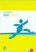کتاب MIT Erfolg Zur Dsh B2-C2: Testbuch MIT Audio-CD