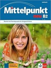 کتاب Mittelpunkt neu B2 lehrbuch + Arbeitsbuch + CD