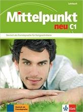 کتاب آلمانی میتل پونک Mittelpunkt neu C1 lehrbuch + Arbeitsbuch + CD