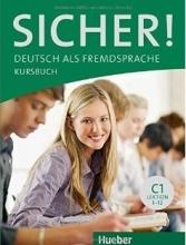 کتاب آلمانی sicher! C1 deutsch als fremdsprache niveau lektion 1-12 kursbuch + arbeitsbuch