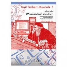 کتاب آلمانی یونی زیشا (Wissenschaftsdeutsch UNI? SICHER! 1 (B2-C1-C2