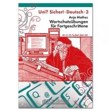 کتاب (Wortschatzübungen für Fortgeschrittene UNI? SICHER! 3 (B2-C1-C2
